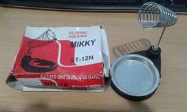 Dudukan Solder Stand Mikky ST-12N Holder Besi