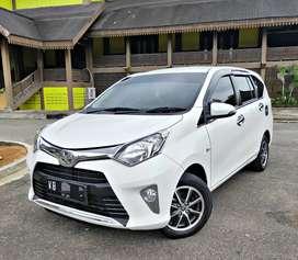 Toyota Calya G Matic 2016 agya avanza