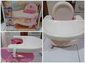Baby walker, kandang & kasur bayi, sprei dan tempat dduk makan (Batam)