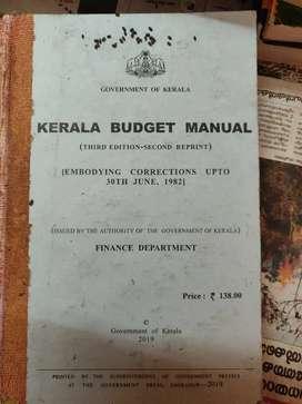 Department book