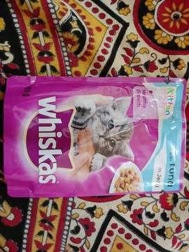 Whiskas kitten food new