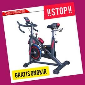 spinning bike total fitnes TL-8300 II W-898 II treadmill