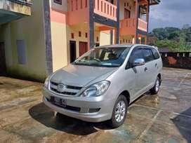 Toyota Innova 2.0 G 2006 At. Kondisi istimewa..