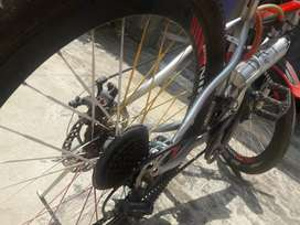 My bicycle for sale.