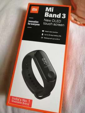 Want to sell fit band.. Only 5 day old..