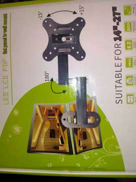 Led lcd monitor arm adjustable imported