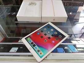 iPad gen 6 wifi only gold 32GB Lengkap Original