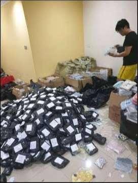 Staff Paking / Helper / Staff Gudang Online Shop Green Lake City