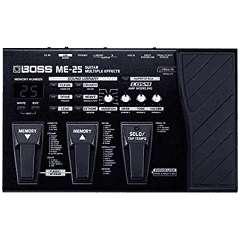 Boss ME-25 Guitar Effects Processor - SHM Certified