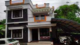 Ollur 6.500 cent 1650 sq ft 4 bhk new house for sale