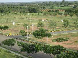 Available 6 marla plot in sector 79