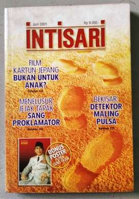 Majalah Intisari Juni 2001