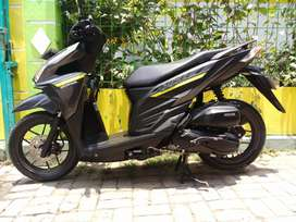 Honda vario 125cc cbs fi 2018 istimewa black