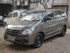 Toyota Innova 2.5 G (Diesel) 7 Seater, 2014, Diesel