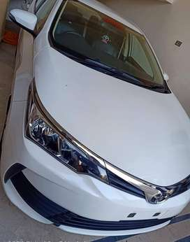 Toyota Corolla GLi 2019 On Easy Installment