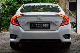 Civic Turbo 2017 Sedan