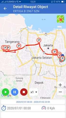 GPS TRACKER gt06n terbaik/termurah di cipanas cianjur