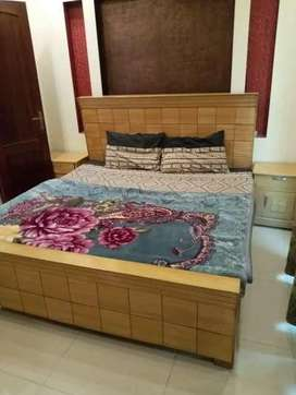 5 Marla full furnished lower portion for rent in Bahria town Lahore