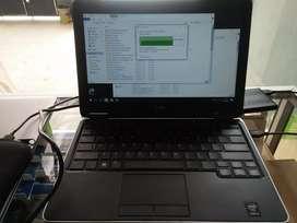 Dell e7240 core i5, ram 8 gb