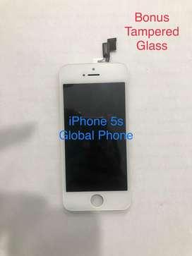 LCD iPhone 5s 5g 5c (BISA COD) Free Pasang BONUS Tampered BERGARANSI