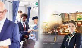 Offering full time job in IndiGo Airlines ground staff for all