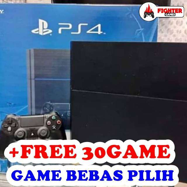 [NEW] SONY PS4 +30GAME PLAYSTATION 4 0