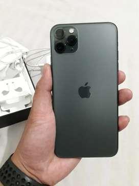 Iphone 11 pro max 256gb nego tipis