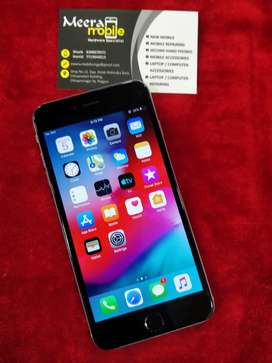 iPhone 6 Plus 64gb Internal Scrathless Condition Only At Meera Mobile