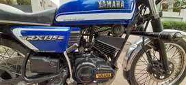 """Yamaha RX 135 """"5 Speed"""""""