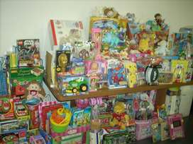 ALL KIND OF TOYS AND GIFTS AND RELATED accessories