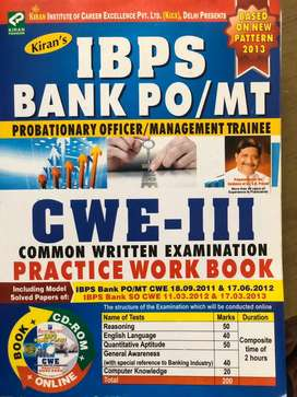 Ibps bank po book for sale
