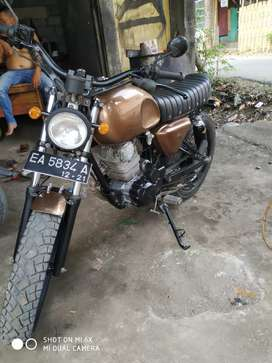 Honda jefstail th 2004