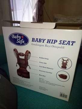 Gendongan duduk depan bayi, gendongan bayi,gendongan baby safe
