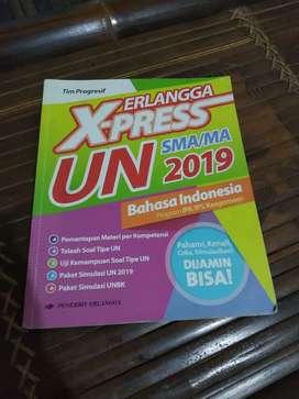 Buku UN Bahasa Indonesia 2019