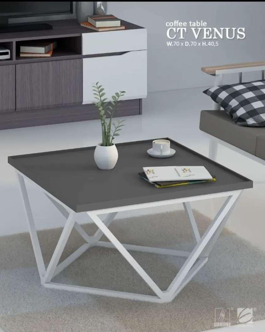 meja lesehan bisa buat meja tamu venus minimalis