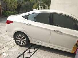 Hyundai Fluidic Verna 2014 Diesel 80000 Km Driven