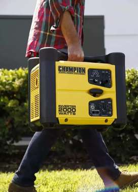 Brand new Portable Champion Invertor generator 2k imported from usa
