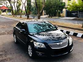 Toyota All New Camry 3.5 Q Type V6 2007 Highest Line Sunroof Black
