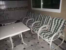 Out door furniture lawn garden and guest room and are washable