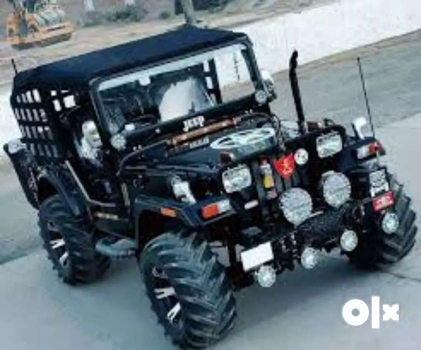 New best quality modified jeep 0