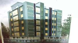 3bhk apartment with 1580sft 2 car parking