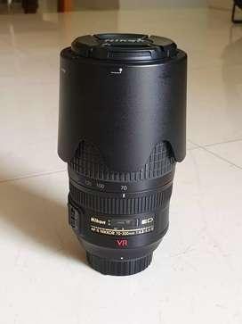Nikon 70-300 mm f/4.5-5.6 G AF-S VR IF-ED Telephoto Zoom Lens