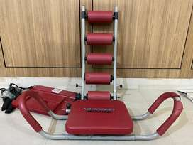 AB Rocket Twister Gym Exercise Equipment for Belly Fat, Abs Exercise