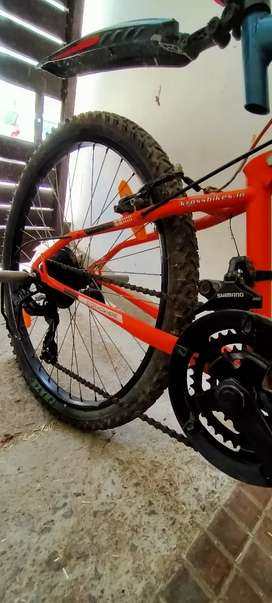 KROSS bicycle 1 year old
