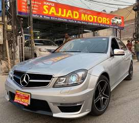 Mercedes Benz C180 Facelift 2013 Shap