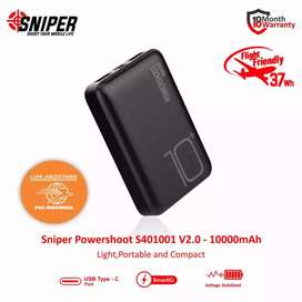 Powerbank Sniper 10.000 mAh