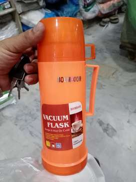 Vaccum flask keep it Hot or cold
