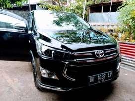 Rental Mobil Innova Venturer 2019 Lepas Kunci, +Supir
