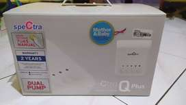 Breast pump spectra Q plus pompa asi elektrik preloved
