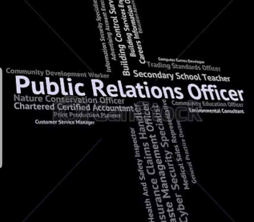 PUBLIC RELATIONS OFFICER (PRO) 0